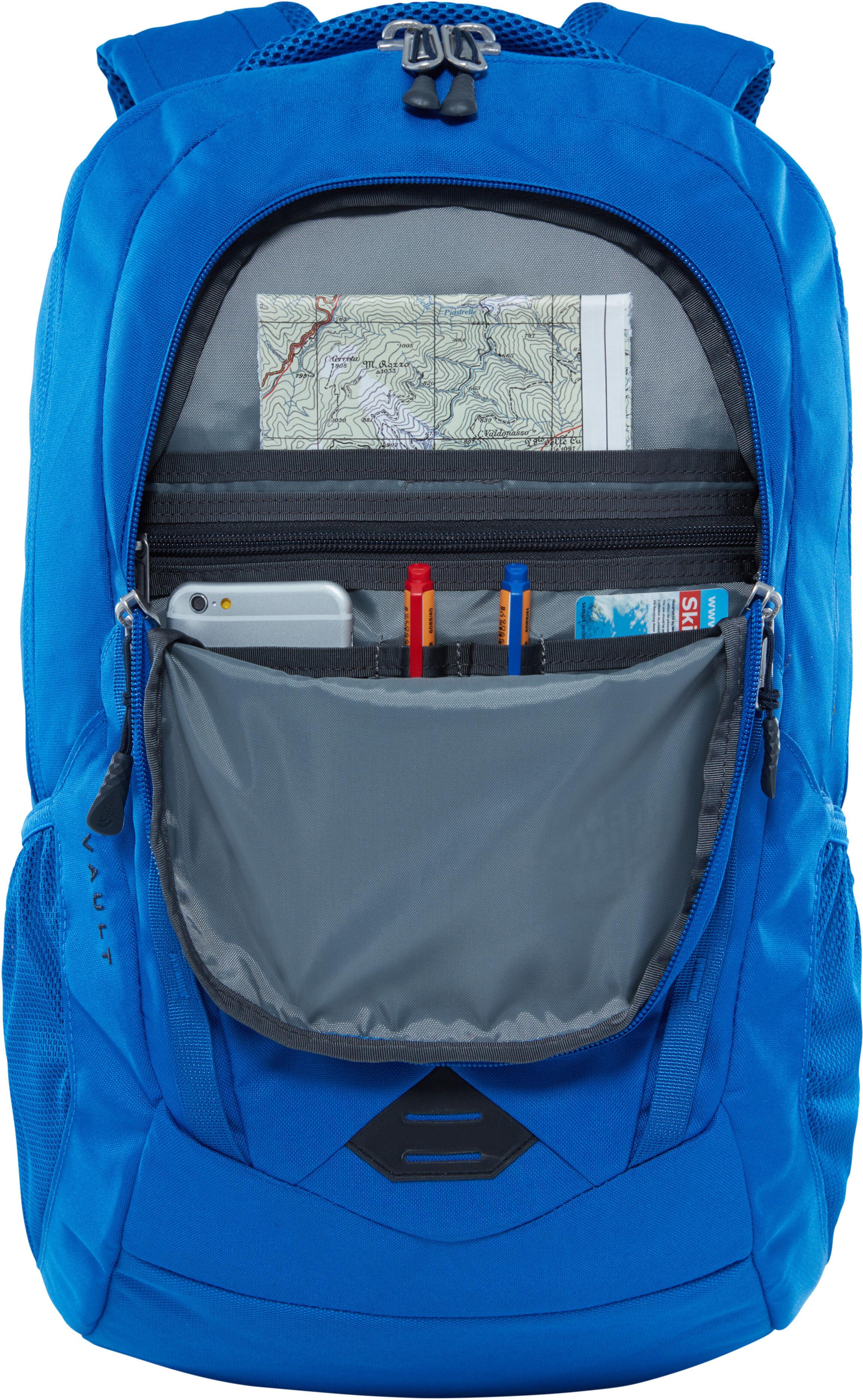 The North Face Vault Backpack 28 L Turkish Sea Urban Navy Online Headbeand Headwear Buff Helix Ocean Blue